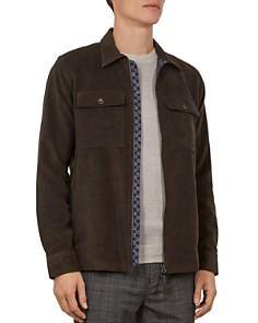 Ted Baker - Nomel Two-Pocket Zipped Jacket