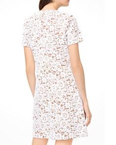 MICHAEL Michael Kors - Floral Lace Dress