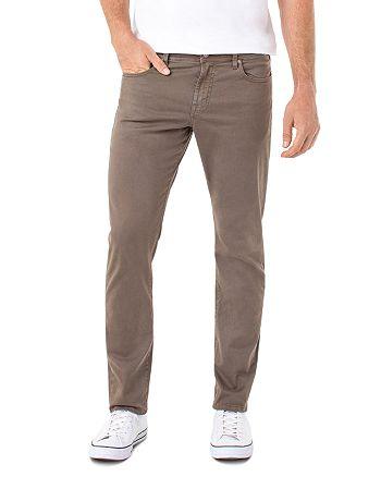 Liverpool Los Angeles - Kingston Slim Straight Fit Jeans in Tarmac