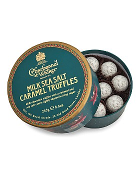 Charbonnel et Walker - Milk Sea Salt Caramel Truffles
