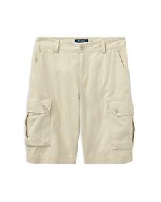 Ralph Lauren - Boys' Basic Gellar Cargo Shorts - Big Kid