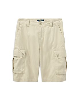 Ralph Lauren - Boys' Basic Gellar Cargo Shorts - Little Kid, Big Kid