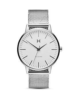 MVMT - Boulevard Silver Watch, 38mm