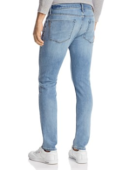 PAIGE - Lennox Slim Fit Jeans in Renner - 100% Exclusive