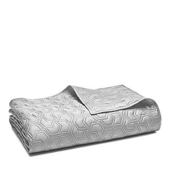 Oake - Cascade Quilted Coverlet, King - 100% Exclusive