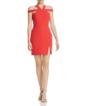 b2eec1f29930e2 BCBGMAXAZRIA - Cutout Cocktail Dress ...