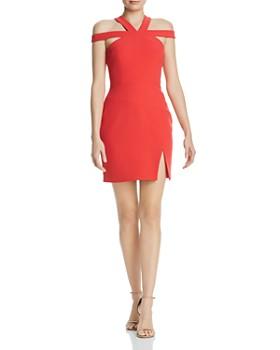 1811ad85a28d BCBGMAXAZRIA - Cutout Cocktail Dress ...