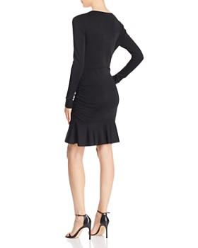 600618e745 ... Parker - Carla Ruched Stretch-Knit Dress