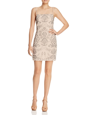 Donna Mizani  STELLA EMBROIDERED DRESS