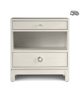 Bloomingdale's Artisan Collection - Sadie Two-Drawer Nightstand - 100% Exclusive