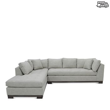 Bloomingdale's Artisan Collection - Carter 2-Piece Sectional - 100% Exclusive