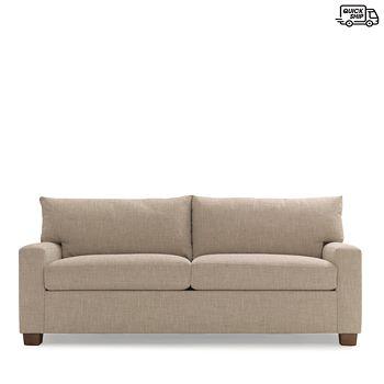 Mitchell Gold Bob Williams Tucker Queen Luxe Sleeper Sofa 100 Exclusive
