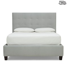 Mitchell Gold Bob Williams - Butler Queen Floating Rails Bed