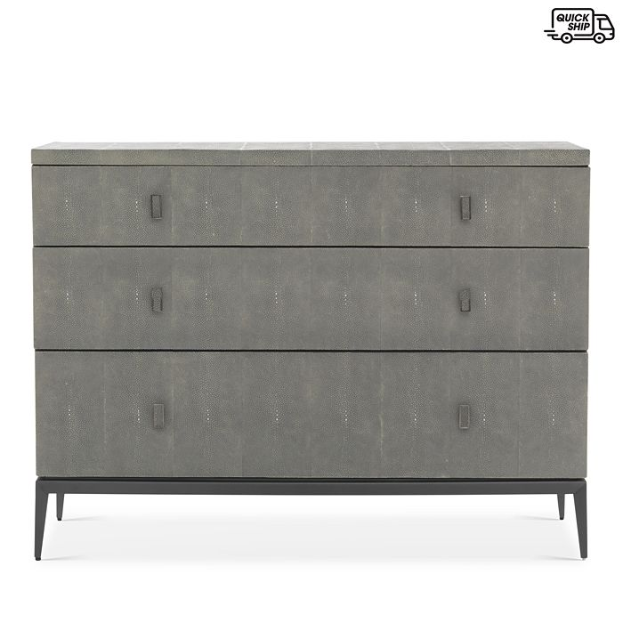 Mitchell Gold Bob Williams - Solange 3-Drawer Large Chest