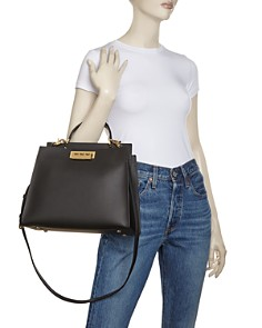 ZAC Zac Posen - Earthette Leather Satchel