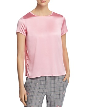 Marella - Cellula Satin Tee