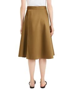 Theory - Work Wear Wrap Skirt