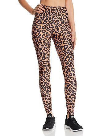 662f5961021f Beach Riot Piper Leopard Print Leggings | Bloomingdale's