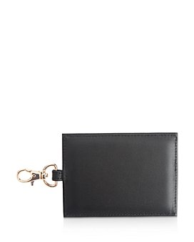 ROYCE New York - Leather Large Luggage Tag