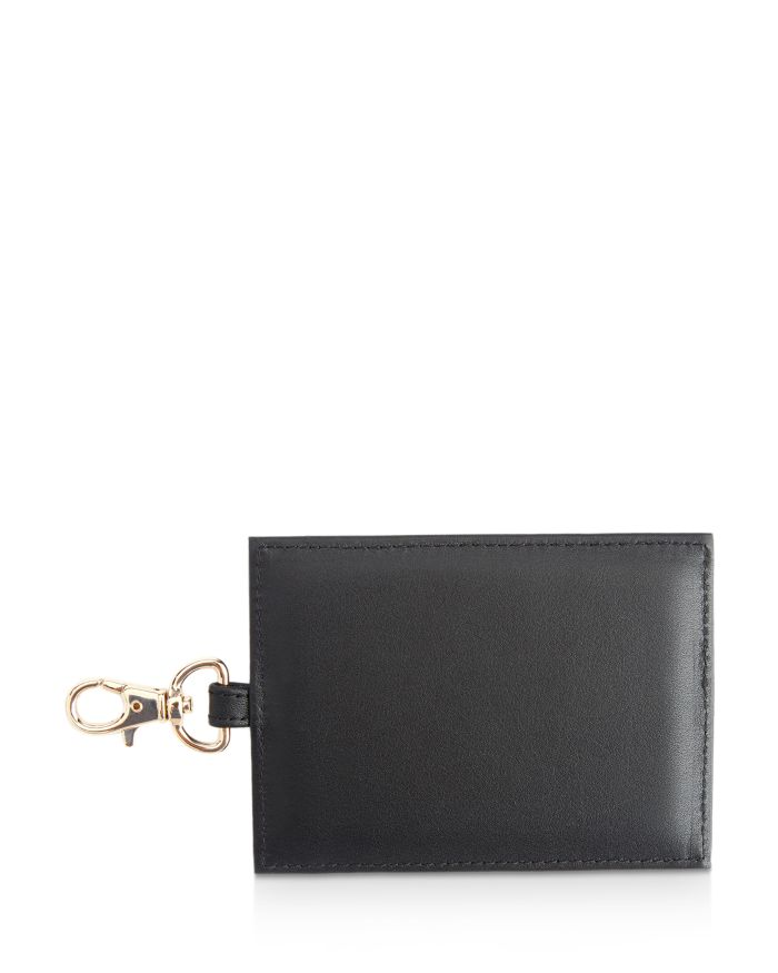 ROYCE New York Leather Large Luggage Tag  | Bloomingdale's