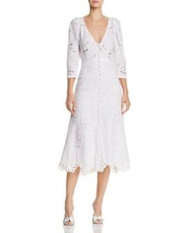 Rebecca Taylor - Terri Embroidered Dress
