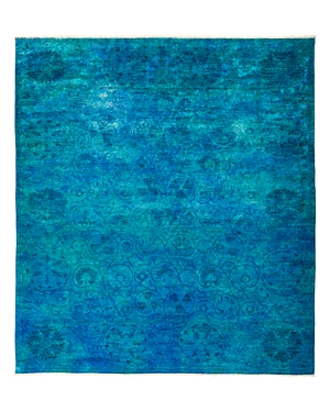 Bloomingdale's Vibrance Menage Hand-Knotted Area Rug, 8'2 x 10'