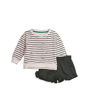 Sovereign Code Girls Sidney  Chella Sweatshirt  Shorts Set  Baby