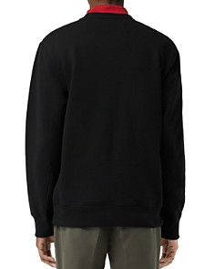 Burberry - Jayford Embroidered Logo Sweatshirt