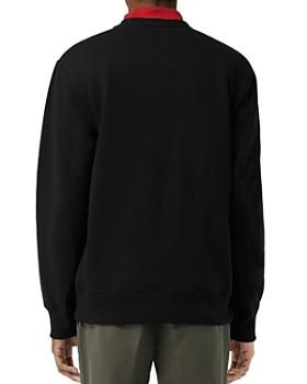 Burberry - Jayford Embroidered Logo Sweatshirt
