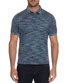Robert Graham - Patrin Variegated Classic Fit Polo Shirt