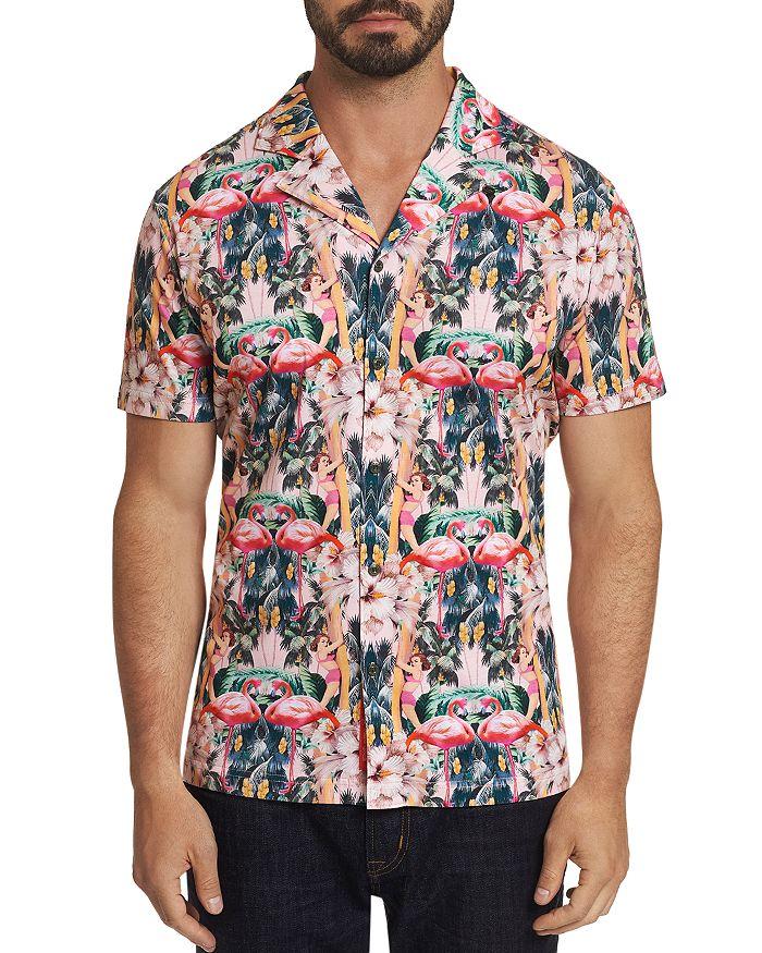 Robert Graham - Flamingo Camp Classic Fit Shirt