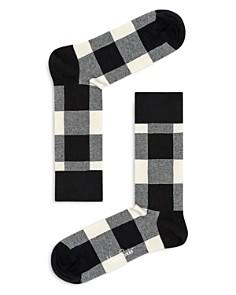 Happy Socks - Gingham Socks