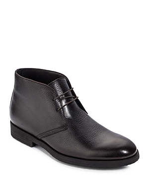 To Boot New York Men's Corvera Lace-Up Leather Chukka Boots