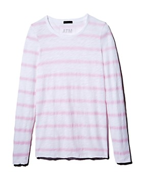 ATM Anthony Thomas Melillo - Watermark Stripe Tee