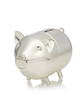 Reed & Barton - Lunt Piggy Bank