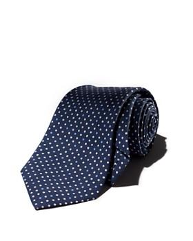 Drake's - Neat Dot Silk Classic Tie