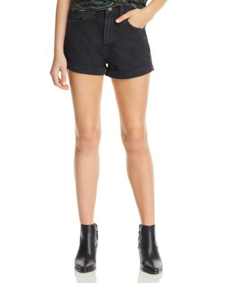 Denim Mom Shorts In For The Record by Levi's