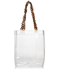 AQUA - Clear Tote - 100% Exclusive