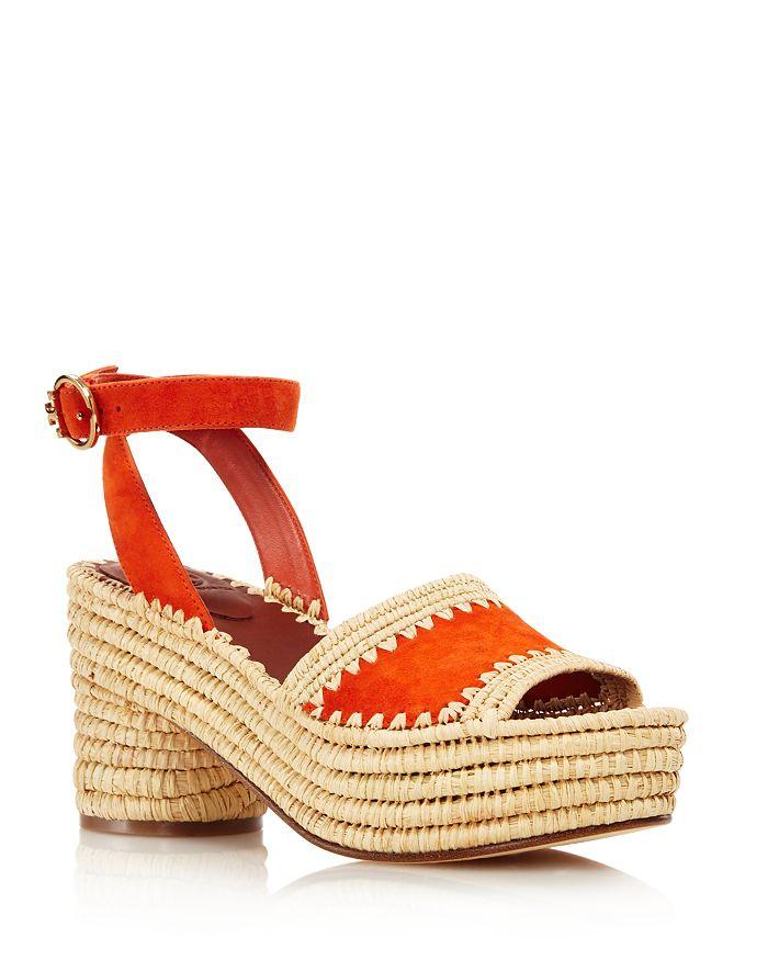3c38f79751d9 Tory Burch - Women s Arianne Suede Platform Sandals