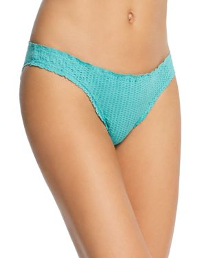 ViX Emerald Scales Basic Bikini Bottom