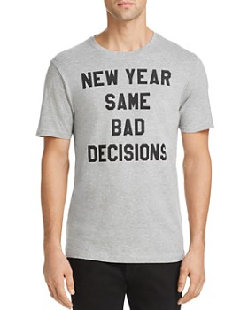 NOIZE - New Year Bad Decisions Graphic Tee