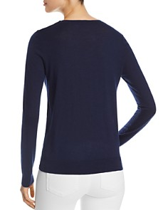 Tory Burch - Button-Detail Cashmere Sweater