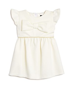 Bardot Junior Girls Bow FitandFlare Dress  Baby