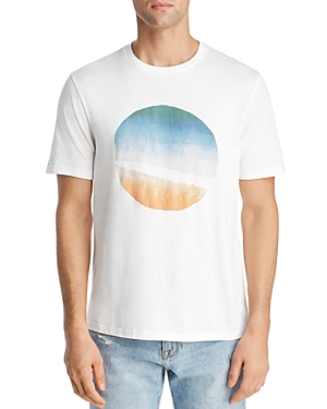 Frame Tops SUNSET GRAPHIC TEE
