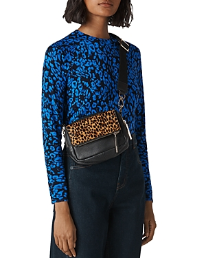 Whistles Jungle Cat Sweater