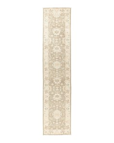 "Solo Rugs - Oushak Collection Yakareb Runner Rug, 2'8"" x 12'8"""