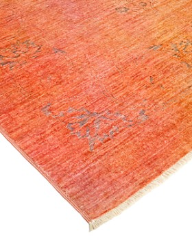 """Solo Rugs - Vibrance Collection Irene Area Rug, 7'10"""" x 9'10"""""""