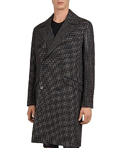 The Kooples - Briko Friends Double-Breasted Coat