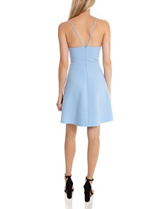 LIKELY - Austin Fit-and-Flare Dress