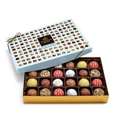 Godiva® - Chocolatier Patisserie Dessert Truffle Gift Box, 24 Piece